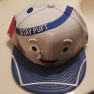 Brand New New Era Stay Puft Ghostbusters Hat